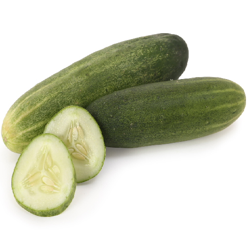 Organically Grown Cucumber Green - 1 Kg