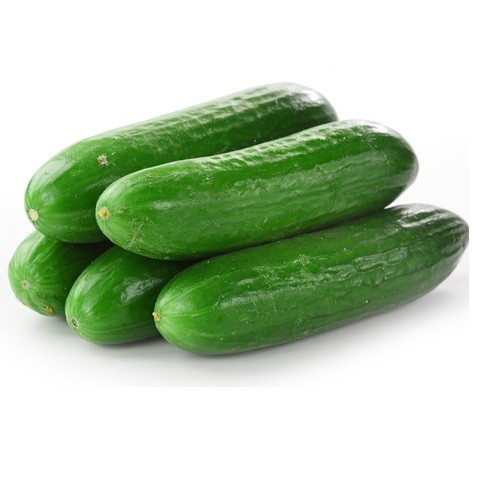 Safe-to-Eat : English Cucumber - 500 Grms